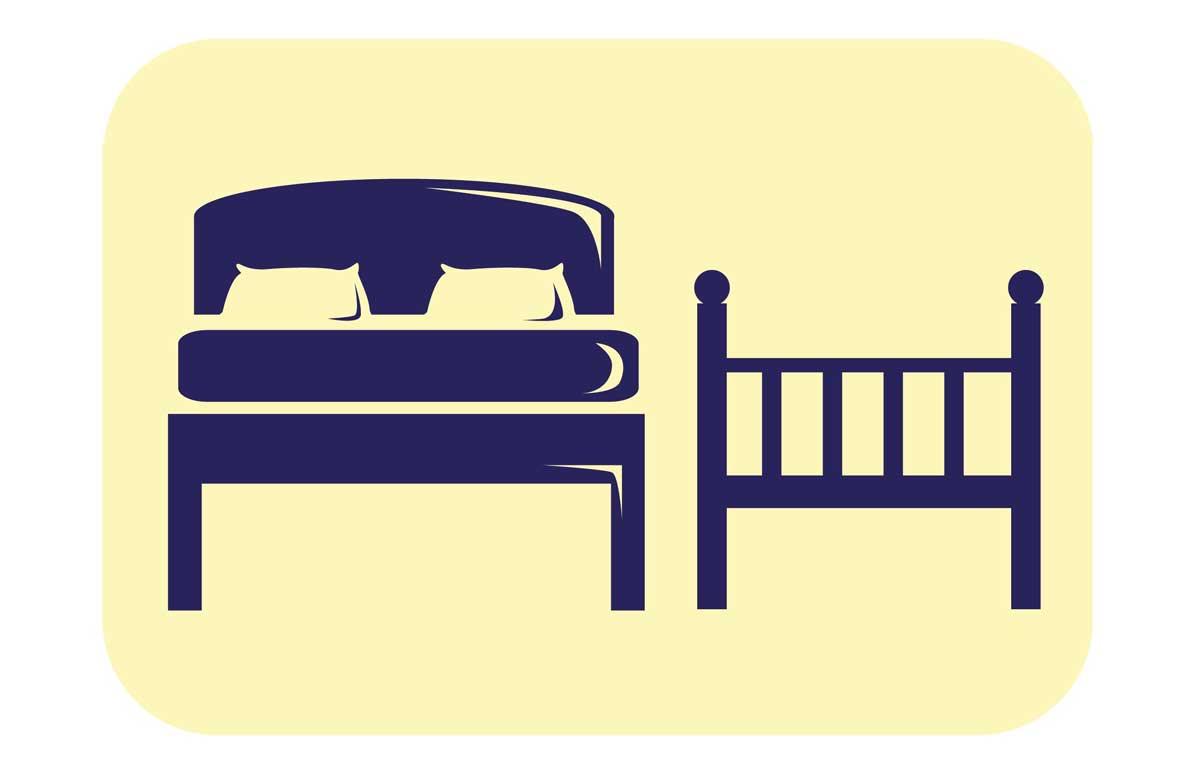 beistellbetten baby und eltern profitieren gleicherma en babys kinder. Black Bedroom Furniture Sets. Home Design Ideas